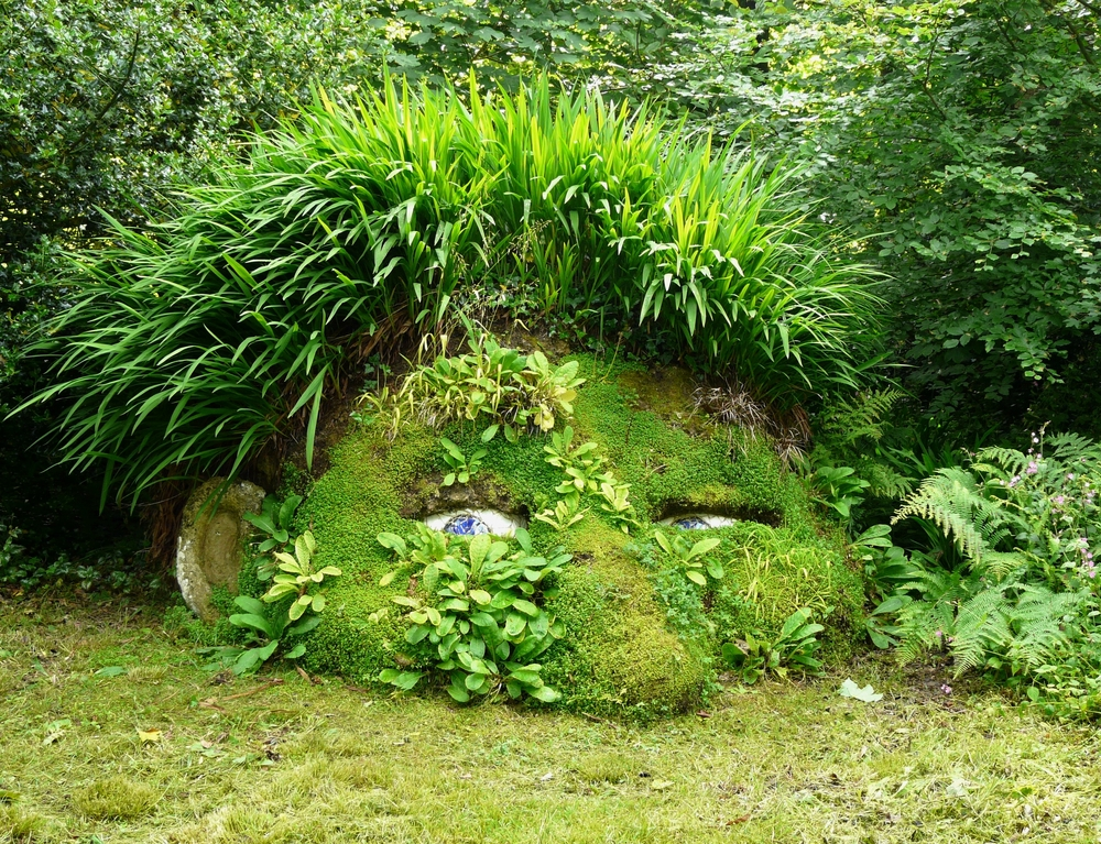 5 UK Garden Tour The Lost Garden of Heligan