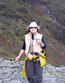 england-english-lake-district-author-taking-tea-debbie-lloyd